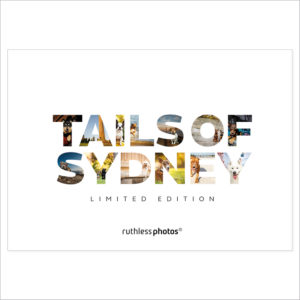 tails of sydney book cover