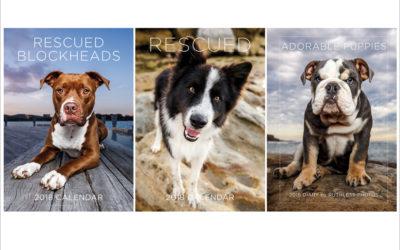 2018 calendars and diary – Sydney Dog Photographer