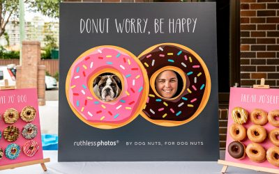 Donut worry, be happy – launch party