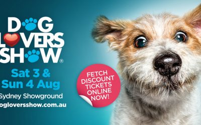 Ruthless Photos at the 2019 Sydney Dog Lovers Show